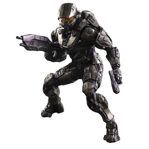 Boneco Halo 5 Guardians Action Figure Master Chief 30 Cm - Games Geek