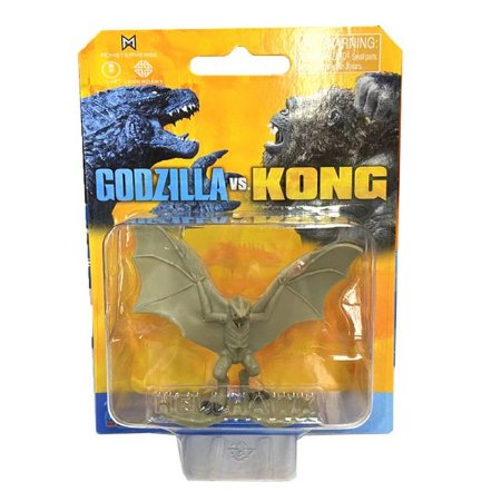 Boneco Hellhawk Série 6 Lançamento Kong Vs Godzilla 2021 - Original Playmates