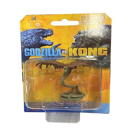 Boneco Warbat Série 6 Lançamento Kong Vs Godzilla 2021 - Original Playmates