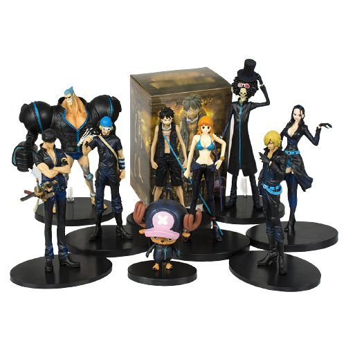 Kit 9 Personagens One Piece - Animes Geek