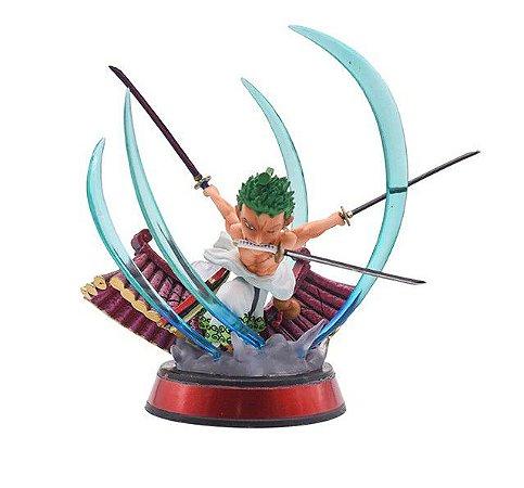 Figure Mini Diorama Roronoa Zoro 15 cm - One Piece