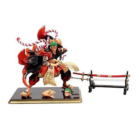 Roronoa Zoro Ver. Kimono Kabuki - One Piece