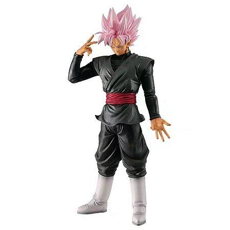 Goku Black Super Saiyajin Resolution Of Soldiers Banpresto Grandista
