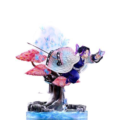 Diorama Kochou Shinobu Estátua 35 cm Kimetsu No Yaiba - Demon Slayer