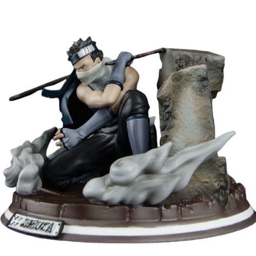 Figure Zabuza Momochi Combate - Naruto Clássico