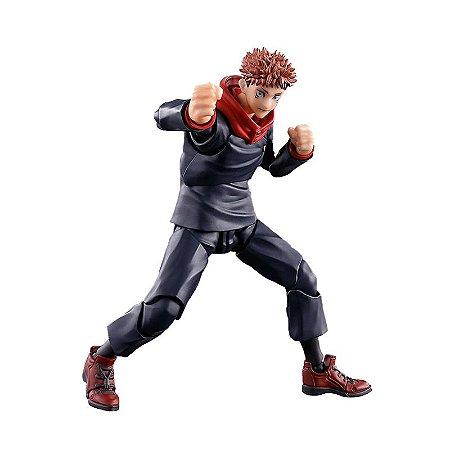 Yuji Itadori Sh Figuarts Action Figure Jujutsu Kaisen - Original Bandai