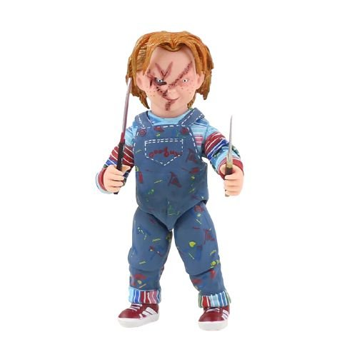 Chucky O Brinquedo Assassino Action Figure - Neca