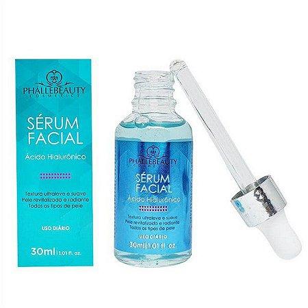 Sérum facial ácido hialurônico Phállebeauty