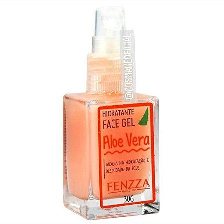 Hidratante Face Gel Aloe Vera Fenzza