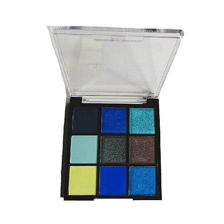 Paleta de Sombras Color Pop Cor 5 Febella