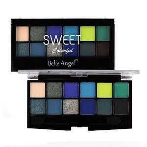 Paleta de Sombras Sweet Colorful C Belle Angel