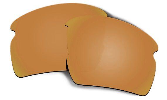 c167e2312 Lentes Para Oakley Flak 2.0 - Brown - SL IMPORTS