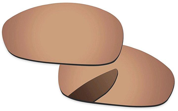 b0efc3ff98c88 Lentes Para Double X - Gold Marrom - SL IMPORTS