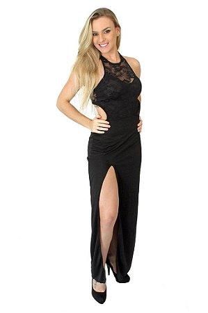 Vestido Sensual Longo AL08