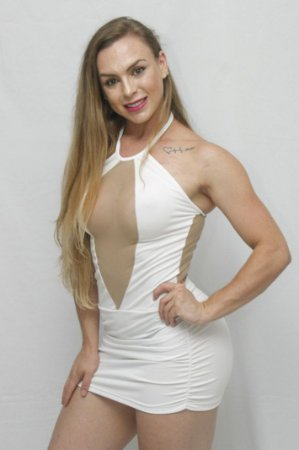 MINIVESTIDO SENSUAL EM ELANCA LIGHT CT18