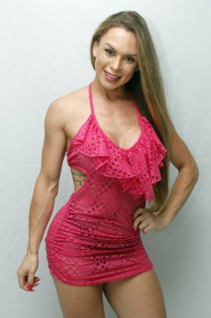 MINIVESTIDO SENSUAL EM RENDA TRANSPARENTE AS04