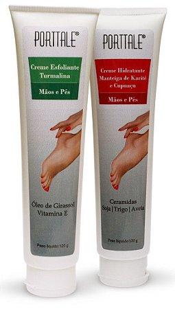 Kit Hidratante para mãos e pés