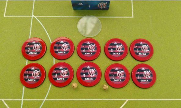 Time De Botão Do Flamengo