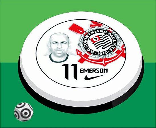 Time De Botão Corinthians Libertadores - 2012