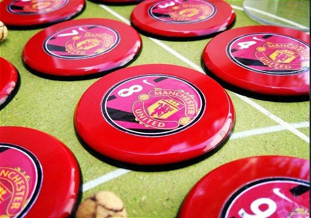 Time De Botão Manchester United