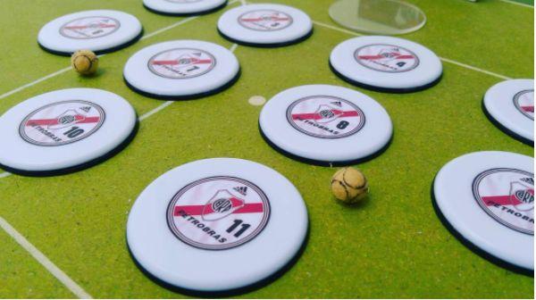 Time de Botão River Plate