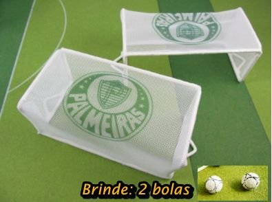 Par de Traves oficial Palmeiras