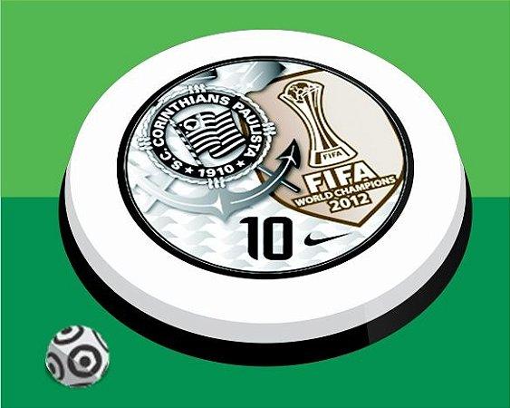 Time De Botão Do Corinthians Campeão Mundial 2012