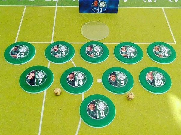 Time de Botão Palmeiras Histórico
