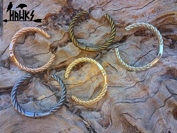 Bracelete Viking Torcido