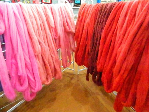 Lã Penteada Diversas Cores - Embalagem Com 100gr