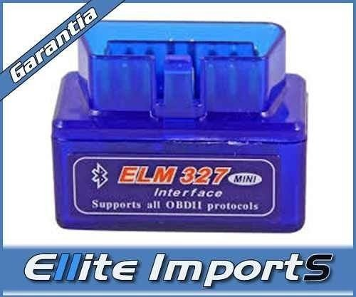 Scanner Automotivo Mini Elm327 Bluetooth Obd2