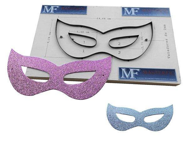 Faca Para Fazer Máscaras de Carnaval 🎭︎