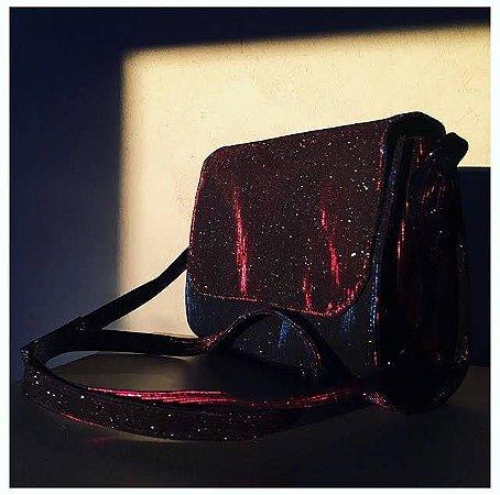 Bolsa brilho Holográfica