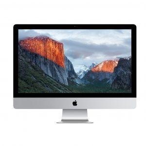 "Apple iMac MK482BZ/A - Tela 27"" Retina 5K / Intel Core i5 Quad Core 3.3 GHz / 8GB / Fusion Drive 2TB / AMD Radeon R9 M395 com 2GB - MK482"