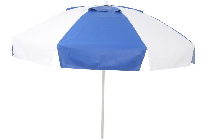 f32935822dff Guarda sol - Azul com branco - webmesas
