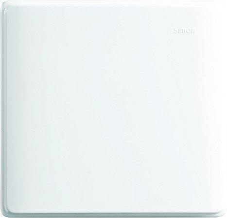 Placa 4x4 - Cega c/ Suporte - Simon 19