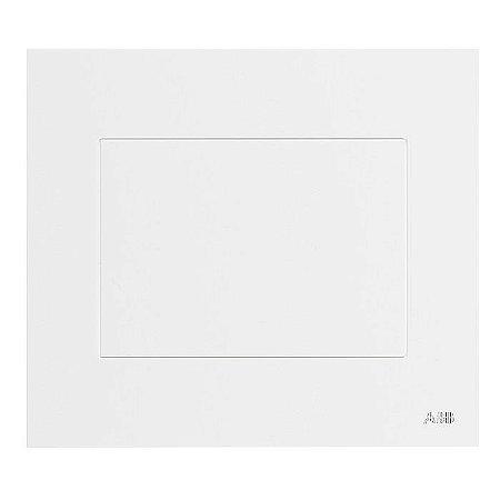 Zenit Placa sem Suporte 4x4 Cega ABB
