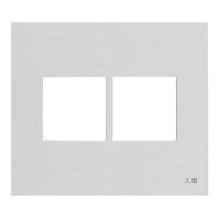 Placa sem Suporte 4x4 - 4 Postos ABB Zenit