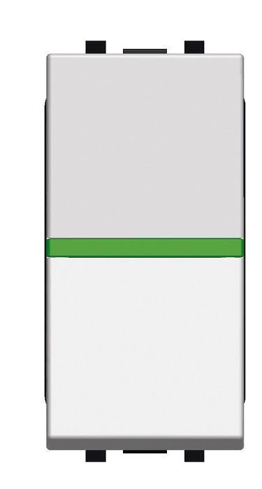 Módulo Interruptor Simples 16A 250V ABB Zenit