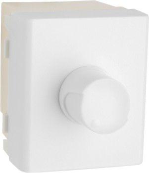 Lunare Branco Módulo Variador De Luminosidade Rotativo 220V 600W Schneider