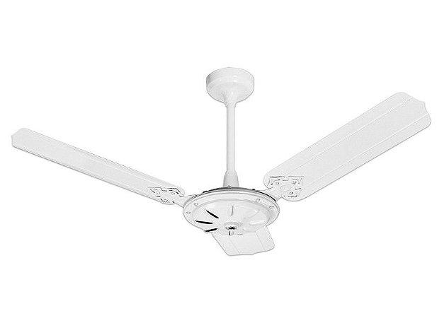 Ventilador de Teto New Comercial Eco Branco Venti-Delta
