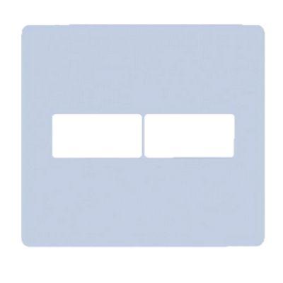 Unno Life Prata  Placa 4x4 (1+1) s/ suporte ABB