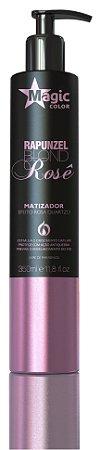 Matizador Rapunzel Blond Rosê - 350ml