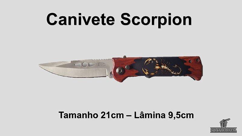Canivete Scorpion