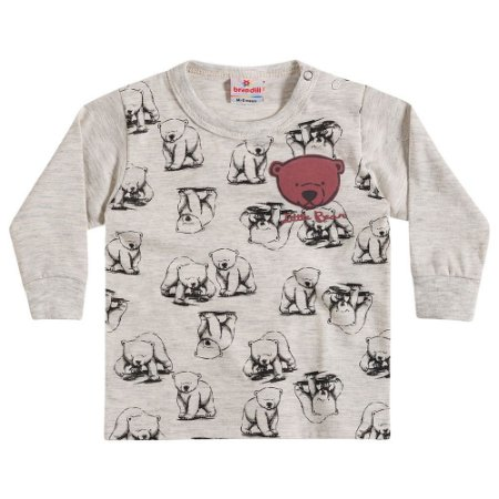Camiseta ML little bear mescla