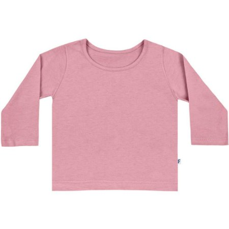 Camiseta ML básica rosa