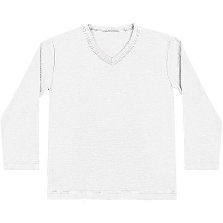 Camiseta ML básica branca