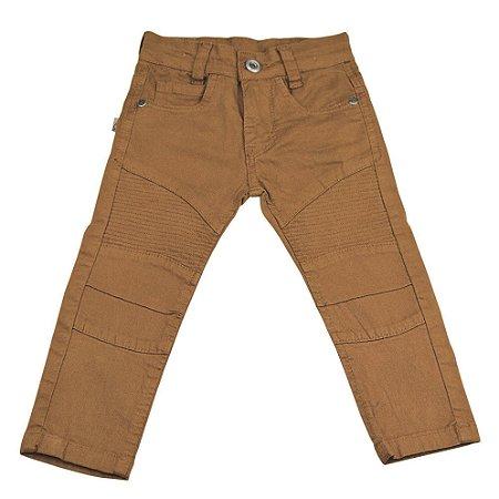 Calça jeans bebê tijolo