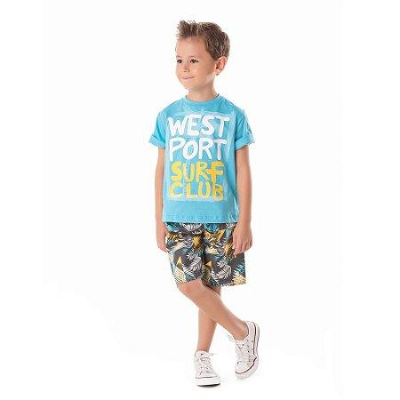 Conjunto infantil west port