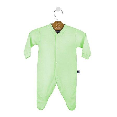 Macacão básico ML verde